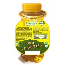 Мед из разнотравья 250г
